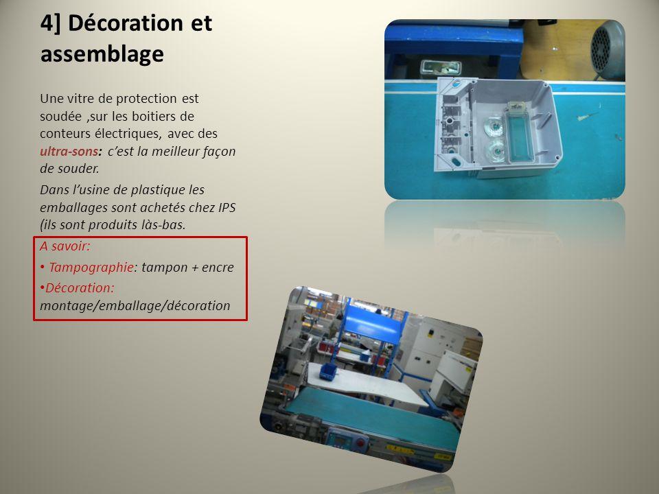 4] Décoration et assemblage
